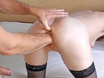 Intense fist fucking orgasms