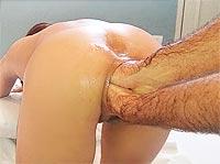 Marias XXXL anal ruination